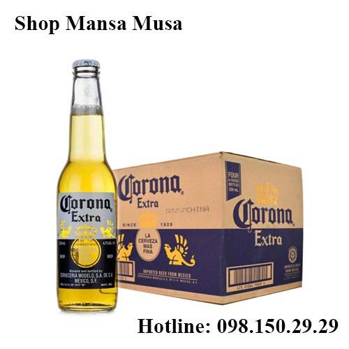 Bia Corona Extra Mexico thùng 24 chai - 4987130 , 18543436 , 15_18543436 , 660000 , Bia-Corona-Extra-Mexico-thung-24-chai-15_18543436 , sendo.vn , Bia Corona Extra Mexico thùng 24 chai