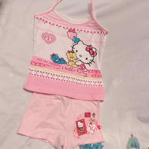 Bộ quần áo ngủ Hello Kitty
