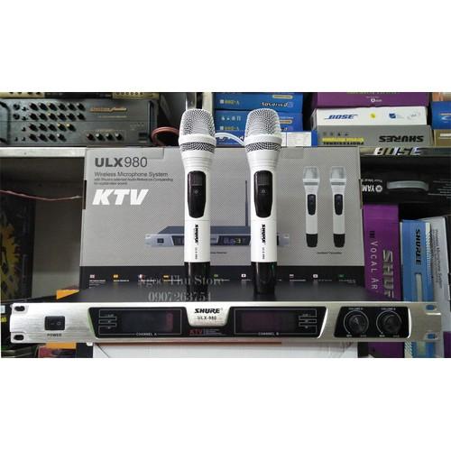 Micro không dây Shure ULX 980 - 8923331 , 18536689 , 15_18536689 , 1650000 , Micro-khong-day-Shure-ULX-980-15_18536689 , sendo.vn , Micro không dây Shure ULX 980