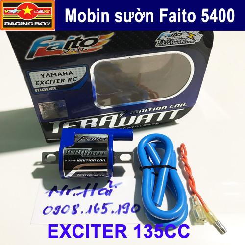 Mobin sườn Faito cho Exciter 135cc