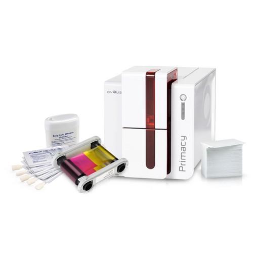 Máy in thẻ nhựa Evolis Primacy - Giải pháp phát hành thẻ nhân viên bằng nhựa, in thẻ khách hàng