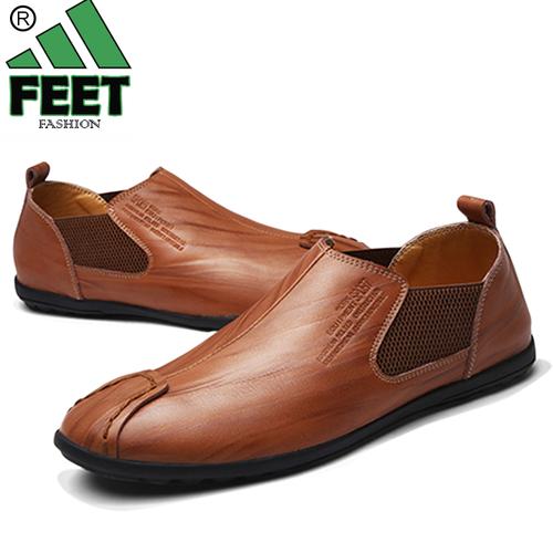 giày lười da bò xu hướng 2019