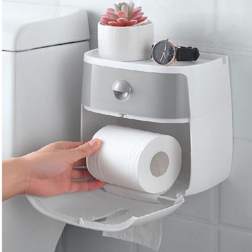 Hộp giấy vệ sinh đa năng Ecoco cao cấp