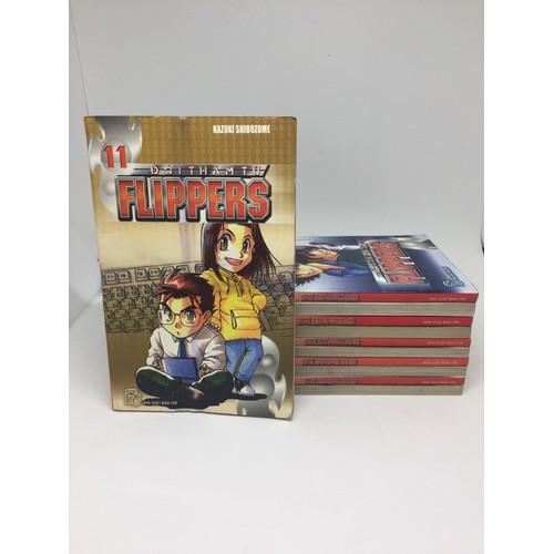Đội Thám Tử Flippers 11 tập
