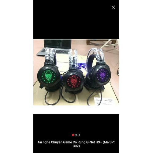 tai nghe chuyên game có rung Gnet H9 - 8946572 , 18568009 , 15_18568009 , 198000 , tai-nghe-chuyen-game-co-rung-Gnet-H9-15_18568009 , sendo.vn , tai nghe chuyên game có rung Gnet H9