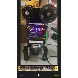 Máy dán miệng ly tự động FEST RC 95 - TG 21 thumbnail
