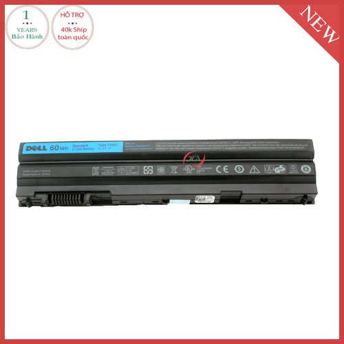 Pin laptop dell Latitude E6540 A003EN 60Wh