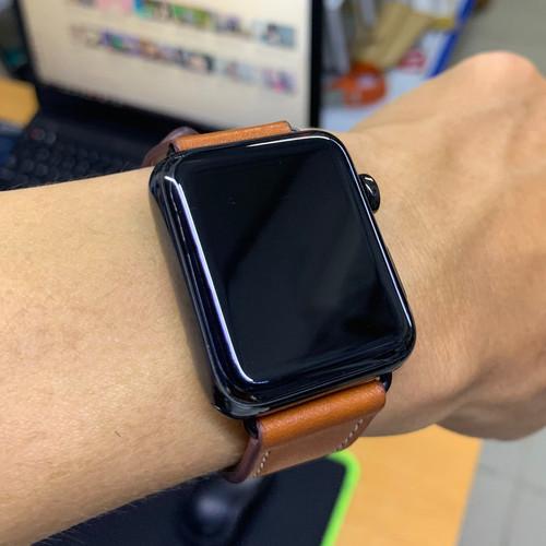 Bộ miếng dán Apple Watch Seri4 44mm ROCK Hydrogel cao cấp