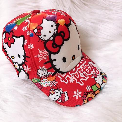 Mũ trẻ em Mũ đẹp cho bé Mũ lưỡi trai cho bé trai và bé gái Nón kết cho bé Mũ  Hello Kitty cho bé - 8937104 , 18555276 , 15_18555276 , 56000 , Mu-tre-em-Mu-dep-cho-be-Mu-luoi-trai-cho-be-trai-va-be-gai-Non-ket-cho-be-Mu-Hello-Kitty-cho-be-15_18555276 , sendo.vn , Mũ trẻ em Mũ đẹp cho bé Mũ lưỡi trai cho bé trai và bé gái Nón kết cho bé Mũ  Hello Ki