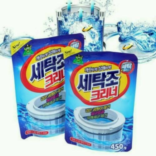 Gói bột tẩy vệ sinh lồng máy giặt 450g hàn quốc - 11211834 , 18567012 , 15_18567012 , 50000 , Goi-bot-tay-ve-sinh-long-may-giat-450g-han-quoc-15_18567012 , sendo.vn , Gói bột tẩy vệ sinh lồng máy giặt 450g hàn quốc
