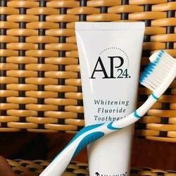 [FREESHIP❤️] Kem đánh răng AP24 - chăm sóc sức khỏe răng miệng cho hơi thở thơm mát, răng trắng sáng hiệu quả.
