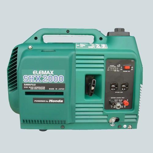 Máy phát điện nhập khẩu Nhật Bản 2KW chạy xăng, giá rẻ bất ngờ, hàng có sẵn tại Việt Nam