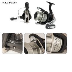 Máy câu cá Shimano Alivio 10000. Hàng chính hãng, Malaysia.