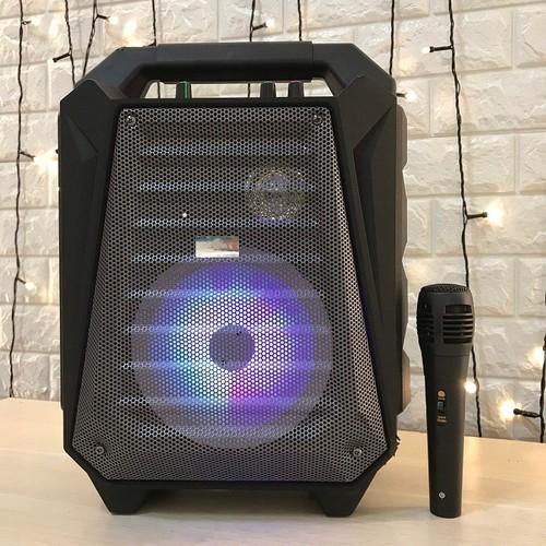 Loa karaoke bluetooth mini giá rẻ KTS-949S led, nghe nhạc hát karaoke hay + Tặng mic - 8941197 , 18561050 , 15_18561050 , 650000 , Loa-karaoke-bluetooth-mini-gia-re-KTS-949S-led-nghe-nhac-hat-karaoke-hay-Tang-mic-15_18561050 , sendo.vn , Loa karaoke bluetooth mini giá rẻ KTS-949S led, nghe nhạc hát karaoke hay + Tặng mic