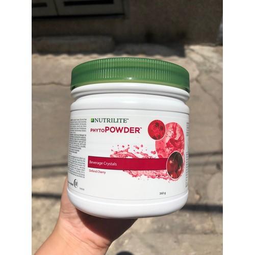 TPBS Bột uống tăng cường sức đề kháng Phytopowder NUTRILITE vị Cherry AMWAY - 8947656 , 18570127 , 15_18570127 , 803000 , TPBS-Bot-uong-tang-cuong-suc-de-khang-Phytopowder-NUTRILITE-vi-Cherry-AMWAY-15_18570127 , sendo.vn , TPBS Bột uống tăng cường sức đề kháng Phytopowder NUTRILITE vị Cherry AMWAY
