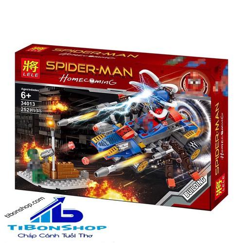 Lắp Ráp SUPER HEROES 34013