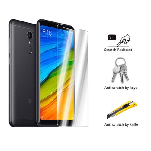 Xiaomi Redmi 6A - Kính dán cường lực phẳng bảo vệ màn hình