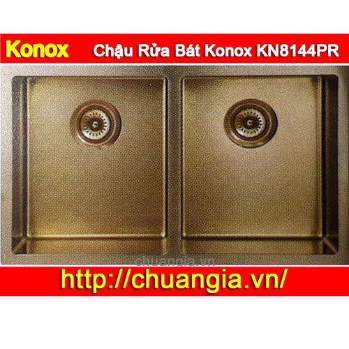 Chậu Rửa Bát Konox KN8144PR - 8934885 , 18552220 , 15_18552220 , 6900000 , Chau-Rua-Bat-Konox-KN8144PR-15_18552220 , sendo.vn , Chậu Rửa Bát Konox KN8144PR
