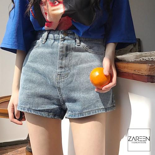 Quần short jeans basic Zareen sho21 - 8943444 , 18564083 , 15_18564083 , 219000 , Quan-short-jeans-basic-Zareen-sho21-15_18564083 , sendo.vn , Quần short jeans basic Zareen sho21