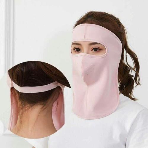 Khẩu trang ninja kính cổ