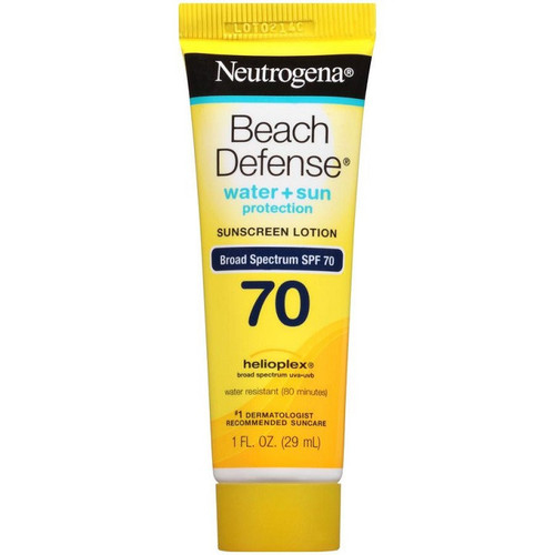 Kem chống nắng Neutrogena Beach Defense SPF 70 tuýp 29ml - 4790252 , 18562544 , 15_18562544 , 77000 , Kem-chong-nang-Neutrogena-Beach-Defense-SPF-70-tuyp-29ml-15_18562544 , sendo.vn , Kem chống nắng Neutrogena Beach Defense SPF 70 tuýp 29ml