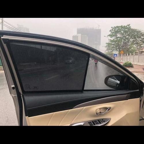 Rèm Chắn nắng khung sườn xe TOYOTA VIOS 2017 rem chan nang theo xe toyota vios 2017