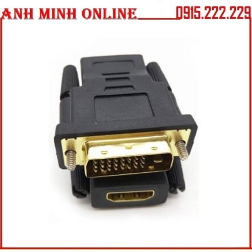 02 Đầu chuyển DVI to HDMI