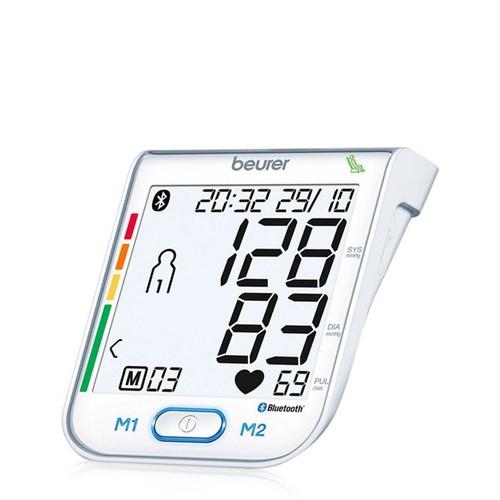Máy đo huyết áp công nghệ bluetooth Beurer BM77 NHẬP ĐỨC