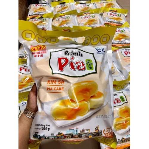 500gr bánh pía Kim sa Tân Huê VIên - 8938591 , 18557076 , 15_18557076 , 95000 , 500gr-banh-pia-Kim-sa-Tan-Hue-VIen-15_18557076 , sendo.vn , 500gr bánh pía Kim sa Tân Huê VIên