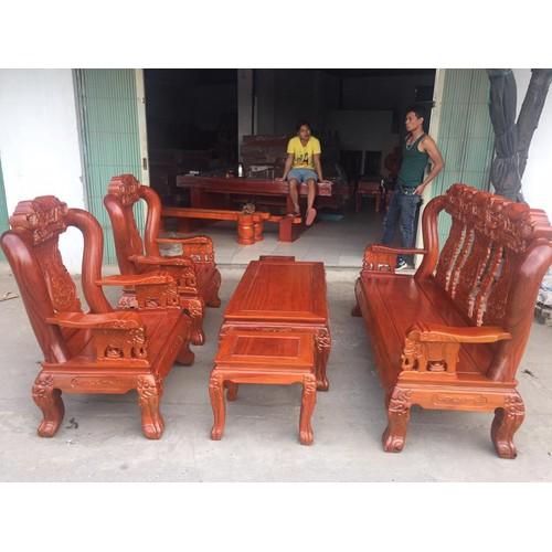 Bộ Bàn Ghế Minh Quốc Voi Gỗ Lim - 4991226 , 18575316 , 15_18575316 , 17500000 , Bo-Ban-Ghe-Minh-Quoc-Voi-Go-Lim-15_18575316 , sendo.vn , Bộ Bàn Ghế Minh Quốc Voi Gỗ Lim