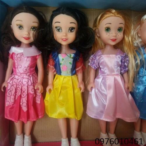 BỘ 6 BÚP BÊ công chúa đồ chơi cho bé gái - 11653759 , 18558710 , 15_18558710 , 132000 , BO-6-BUP-BE-cong-chua-do-choi-cho-be-gai-15_18558710 , sendo.vn , BỘ 6 BÚP BÊ công chúa đồ chơi cho bé gái