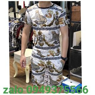 bộ quần áo thể thao thái 3D - TN600 thumbnail