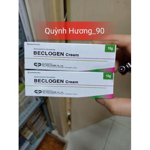 BECLOGEN Cream trị viêm da - nấm lang ben - 8950806 , 18574663 , 15_18574663 , 23000 , BECLOGEN-Cream-tri-viem-da-nam-lang-ben-15_18574663 , sendo.vn , BECLOGEN Cream trị viêm da - nấm lang ben