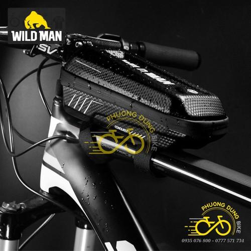 Túi treo khung sườn hộp cứng xe đạp Wild Man E5 - 8949929 , 18573250 , 15_18573250 , 170000 , Tui-treo-khung-suon-hop-cung-xe-dap-Wild-Man-E5-15_18573250 , sendo.vn , Túi treo khung sườn hộp cứng xe đạp Wild Man E5