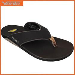 Dép kẹp nam hiệu Vento mã số VT8003Br2 màu nâu quai da
