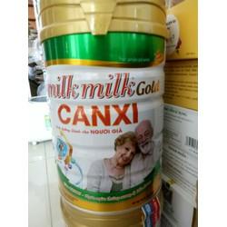 Sữa milkmilkgold 900g cho người ăn kiêng, tiểu đường