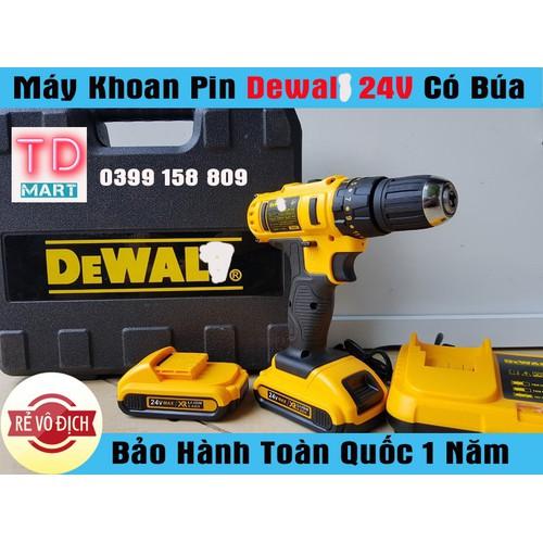 Máy Khoan Pin - Máy Khoan Pin Dewat 24V Có Chế Độ Búa - 7635272 , 18560067 , 15_18560067 , 888000 , May-Khoan-Pin-May-Khoan-Pin-Dewat-24V-Co-Che-Do-Bua-15_18560067 , sendo.vn , Máy Khoan Pin - Máy Khoan Pin Dewat 24V Có Chế Độ Búa
