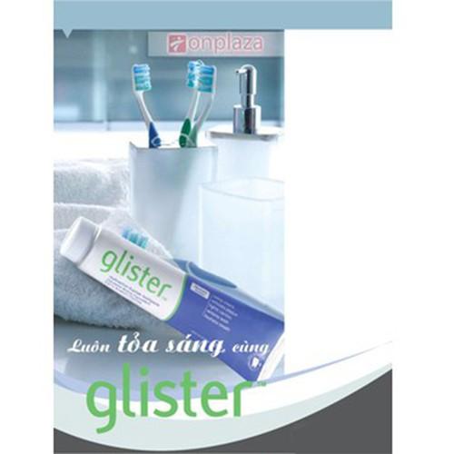 Kem đánh răng trắng răng Fluoride đa năng Glister từ Mỹ 683300 - 8951194 , 18575101 , 15_18575101 , 148000 , Kem-danh-rang-trang-rang-Fluoride-da-nang-Glister-tu-My-683300-15_18575101 , sendo.vn , Kem đánh răng trắng răng Fluoride đa năng Glister từ Mỹ 683300