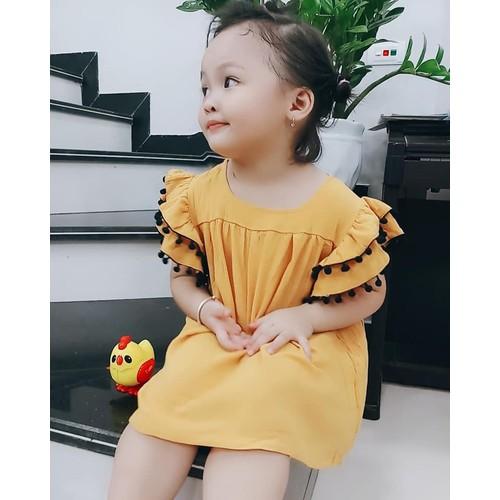 Váy bé gái đẹp hè 2019 Đẹp và xinh yêu hết nấc