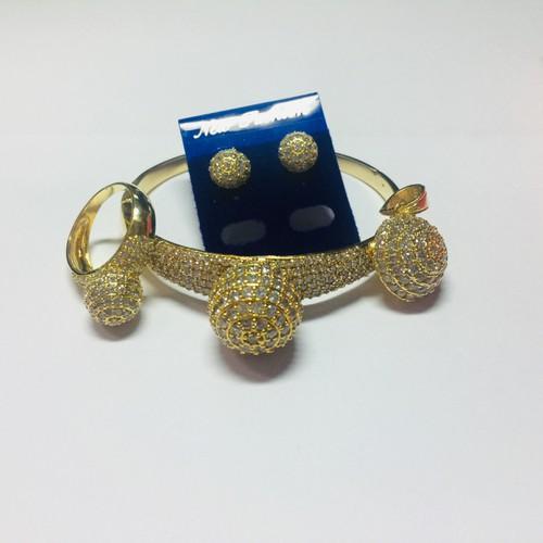 COMBO bộ trang sức cao cấp gồm [vòng tay, nhẫn, mặt dây chuyền, bông tai] - 8934581 , 18551875 , 15_18551875 , 425000 , COMBO-bo-trang-suc-cao-cap-gom-vong-tay-nhan-mat-day-chuyen-bong-tai-15_18551875 , sendo.vn , COMBO bộ trang sức cao cấp gồm [vòng tay, nhẫn, mặt dây chuyền, bông tai]