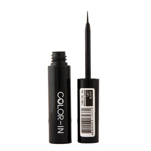 [Hàn Quốc]Bút Kẻ Mắt Nước COLOR-IN Waterproof Eyeliner 5ml