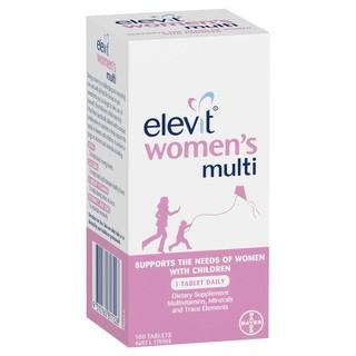 Vitamin cho mẹ cho con bú Elevit Women s Multi 100 viên - CVU_2612580 thumbnail