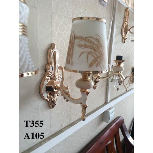 Đèn tường trang trí hành lang, cầu thang, phòng ngủ - Kèm bóng led