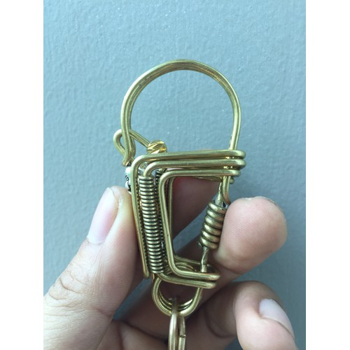 Móc khóa uốn thủ công bằng đồng thau nguyên chất và Phật Di Lặc - 8938924 , 18557696 , 15_18557696 , 120000 , Moc-khoa-uon-thu-cong-bang-dong-thau-nguyen-chat-va-Phat-Di-Lac-15_18557696 , sendo.vn , Móc khóa uốn thủ công bằng đồng thau nguyên chất và Phật Di Lặc