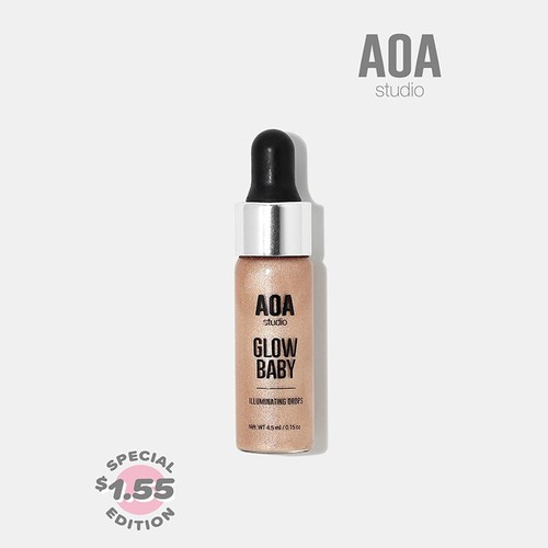 HIGHLIGHTER DẠNG LỎNG PAW PAW GLOW BABY HIGHLIGHTER - After Glow
