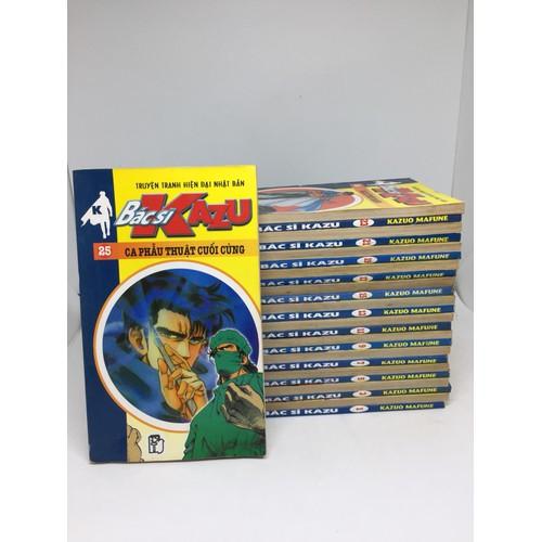 Bác Sĩ Kazu Full 25 tập