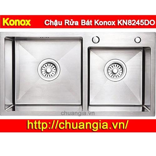 Chậu Rửa Bát Konox KN8245DO - 8934666 , 18551975 , 15_18551975 , 3780000 , Chau-Rua-Bat-Konox-KN8245DO-15_18551975 , sendo.vn , Chậu Rửa Bát Konox KN8245DO