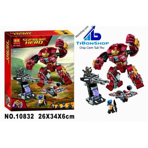 Lắp Ráp SUPER HEROES 10832