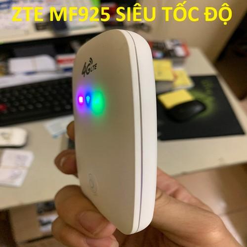 Thiết Bị Phát Wifi 3G.4G Maxis MF925 - Wifi Di Động Không Dây, Đa Mạng, Sóng Khỏe