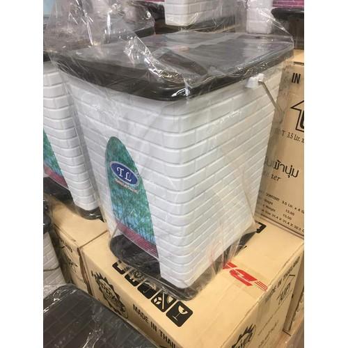 thùng rác thái lan